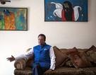 Người giàu nhất Nepal cứu trợ các nạn nhân của vụ động đất