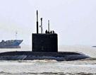 Tàu ngầm 185 - Đà Nẵng sắp về Cam Ranh