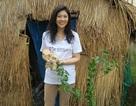 Cựu Thủ tướng xinh đẹp Thái Lan ở nhà lá, trồng nấm
