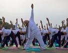 Thủ tướng Ấn Độ tham gia ngày Yoga quốc tế