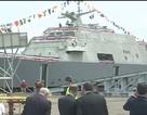 """Mỹ hạ thủy chiến hạm mới """"canh chừng"""" Trung Quốc"""