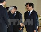 Thủ tướng Nguyễn Tấn Dũng gặp cộng đồng người Việt Nam tại Nhật