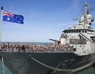 Căng thẳng với Trung Quốc, Nhật tham gia tập trận cùng Mỹ, Australia