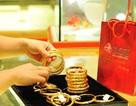 Giá vàng giảm sâu xuống đáy 4 tuần