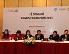 Edexcel/Pearson Education là cố vấn chuyên môn cho cuộc thi English Champion mùa thứ 3
