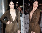 """Sở hữu vòng một """"phẳng"""", Jessie J vẫn diện áo khoét sâu"""