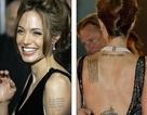 """Angelina Jolie: """"Các con tôi cũng muốn xăm hình"""""""