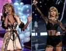 Hai màn trình diễn tuyệt vời của Taylor Swift tại Victoria's Secret show
