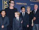 Pax Thiên bảnh bao theo bố Brad Pitt dự công chiếu phim