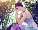 Cựu hoa hậu thế giới Trương Tử Lâm rạng ngời ngày tái xuất