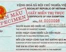 Từ 1/1/2015, Việt Nam miễn thị thực cho công dân 7 nước