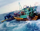 """Đường dây nóng Việt Nam - Trung Quốc """"xử"""" tranh chấp nghề cá trên biển"""