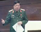 """Quân đội băn khoăn vì """"đuối"""" tướng hơn Công an"""