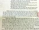 """Công dân khiếu nại quyết định dừng cấp """"sổ đỏ"""" nhà 119 Bà Triệu của quận Hai Bà Trưng"""