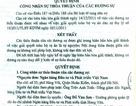 Công ty vay vốn, TAND tỉnh Hưng Yên tuyên bản án buộc cá nhân trả nợ?