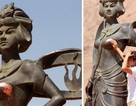 """Nơi những bức tượng khỏa thân bị """"sờ mó"""" đến phai mòn"""