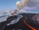 Vẻ đáng sợ của những ngọn núi lửa đang hoạt động