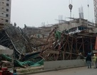 Sập sàn, sụt bê tông tại tuyến đường sắt trên cao Cát Linh - Hà Đông
