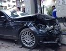 """Hà Nội: Xế hộp """"nổi điên"""", gây tai nạn liên hoàn"""