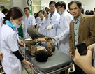 Sập giàn giáo trong công trường Formosa, 13 người tử vong