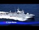 IS liều lĩnh tấn công một tàu tên lửa của Ai Cập