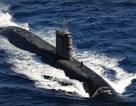 Tàu ngầm Anh đâm vào băng khi truy đuổi tàu lạ