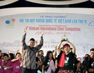 Indonesia đoạt giải đặc biệt Hội thi Hợp xướng quốc tế tại Hội An