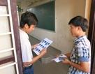 Nhiều sai sót thông tin cá nhân trong hồ sơ đăng ký dự thi