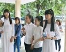 Thướt tha áo dài đi thi ngành Giáo dục Mầm non