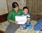 Gia đình bé bị ô tô cán đứt chân tiếp tục nhận hơn 18 triệu đồng