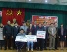 Hơn 200 triệu đồng đến với hai anh em Trường, Giang