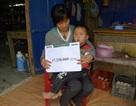 Hơn 37 triệu đồng đến với mẹ con chị Bùi Thị Huệ
