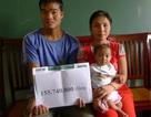 Hơn 155 triệu đồng đến với em bé Chích Thị Hà Vy
