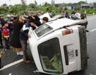 Hai xe tông nhau, 4 người bị thương nặng