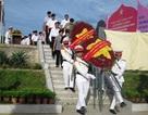 Tưởng niệm 64 giáo viên, học sinh hy sinh trên công trường sông Mã