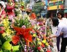 Hoa tươi ngày 20/11: Rẻ nhưng vẫn ít khách