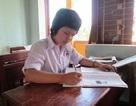 Nghị lực sống của cô học trò mắc bệnh ung thư