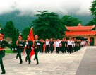 An táng 59 hài cốt liệt sĩ quân tình nguyện Việt Nam