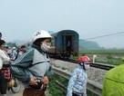 Cố băng qua đường sắt, một người đàn ông bị tàu tông chết