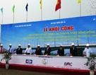 Khởi công xây dựng cầu Thái Hà vượt sông Hồng