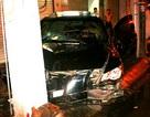 Gây tai nạn hy hữu vì lén lái thử ô tô của khách