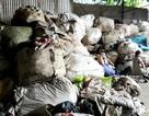 Phát hiện hàng chục tấn chất thải nguy hại trong cơ sở phế liệu
