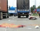 Xe tải cán chết nữ sinh đại học Ngân hàng