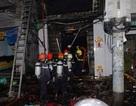 Cháy cửa hàng bán vàng mã, 3 người chết, 2 người bị thương