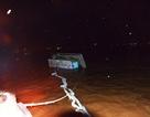 Cận cảnh vụ tàu đâm chìm xà lan ở ngã ba sông