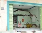 Clip vụ nhà 2 tầng bị sập, 6 căn nhà khác rạn nứt