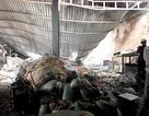 Thêm một xưởng sản xuất 1.000m2 bị lửa thiêu rụi