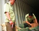 """Bắt 10 container hàng Trung Quốc """"mập mờ"""" về nguồn gốc"""