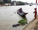Phát hiện xác thanh niên trôi trên sông Sài Gòn