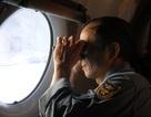 Máy bay tuần thám và chuyên cơ mở rộng tìm kiếm